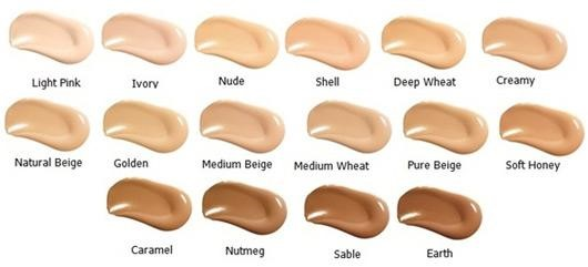 Black girl problems t h e i n k l a d i e s for Different foundations