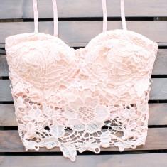 la_lune_peach_lace_bustier_lf_stores_style_crop_top